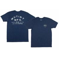 Tee shirt MUTINY MFG navy