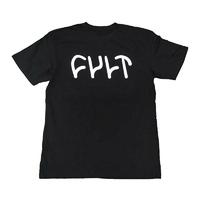 Tee shirt CULT Logo black