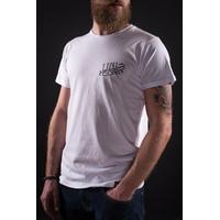 Tee shirt UNICORN Skull white