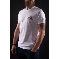 Tee shirt UNICORN Graphic letter white