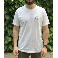 Tee shirt UNICORN Tibali white