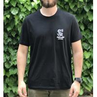 Tee shirt UNICORN Classic black