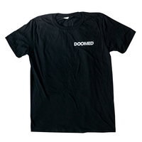 Tee shirt DOOMED Lad black