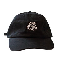 Casquette DOOMED Stop Crying black