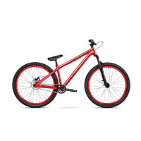 "VTT Dirt DARTMOOR Gamer Intro 26"" red devil"