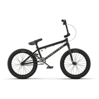 "Bmx WETHEPEOPLE Curse 18"" matt black 2018"