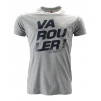 T-shirt SUNN Va Rouler gris
