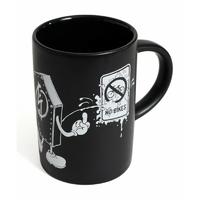 Mug SHADOW Coffin and Hobbes