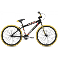 "SE BIKES Block Flyer 26"" black 2019"
