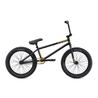 "BMX SE BIKES Gaudium 21"" black kris Fox 2019"