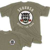Tee shirt SUBROSA Battle Cat army