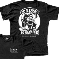 Tee shirt SHADOW Conspire