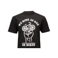 Tee shirt SE BIKES We ride as one