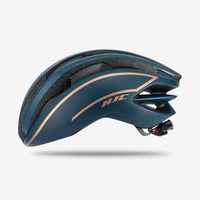 Casque HJC Ibex matt teal/bronze