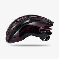 Casque HJC Ibex gloss burgundy
