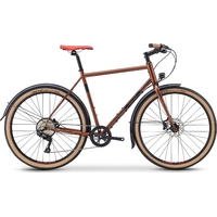 Vélo BREEZER Doppler Cafe 2019