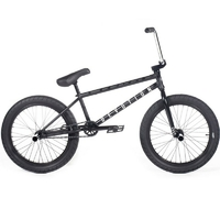 "Bmx CULT Devotion A Black Patina 21"" 2019"