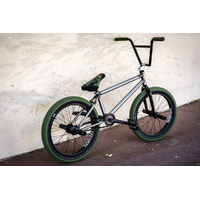 Bmx STRESS custom The Crew raw