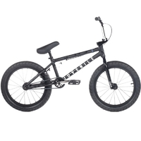 "Bmx CULT Juvenile 18"" black patina 2019"