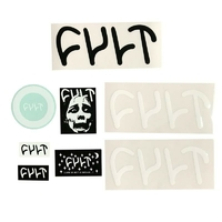 Stickers CULT pack