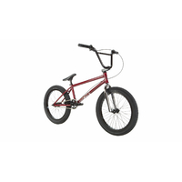 "Bmx FIT BIKE Co TRL 21"" Trans red 2019"