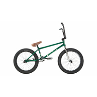 "Bmx FIT BIKE Co Hango 21"" trans green 2019"