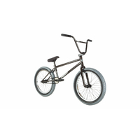 "Bmx FIT BIKE Co Long 20.75"" trans black 2019"