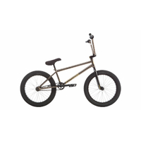 "Bmx FIT BIKE Co Homan 21"" Smoke Chrome 2019"