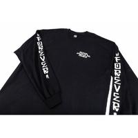 Tee shirt BSD Gangland long sleeve black