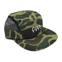 Casque CULT 7 panels camper camo