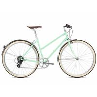 Vélo 6KU Odessa Ladies 8 speed Elysian green