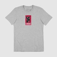 Tee shirt CHROME Lock Up grey