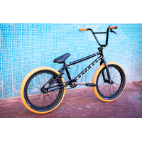 "Bmx CULT Gateway A 20.5"" black/gum 2019 special edition"