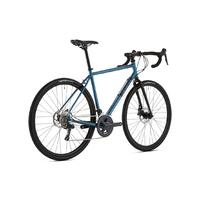 Vélo gravel GENESIS Croix de fer 10 blue 2019
