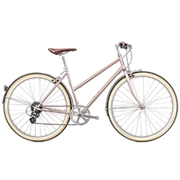 Vélo 6KU Odessa Ladies 8 speed pershing gold