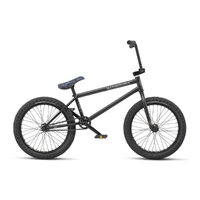 Bmx WETHEPEOPLE Crysis matt black 2019