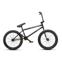 "Bmx WETHEPEOPLE Reason freecoaster 20.75"" matt black 2019"