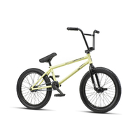"Bmx WETHEPEOPLE Reason freecoaster 20.75"" matt pastel yellow 2019"