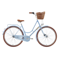Vélo CREME Holymoli Solo Lady jade