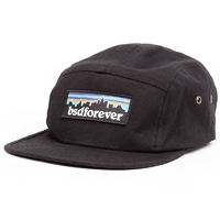 Casquette BSD Outdoor black