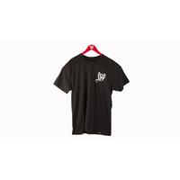 Tee shirt S&M Shovel Shield black