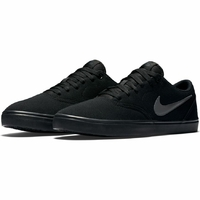 Shoes NIKE SB Check Solar CNVS black/black