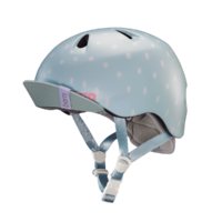 Casque BERN Nina Seaglass Polka Dot