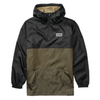 Veste ETNIES Packed Anorak black