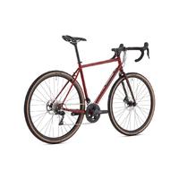 Vélo Gravel GENESIS Croix de fer 30 Red 2019