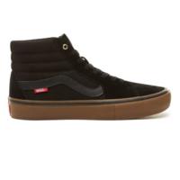 Shoes VANS Sk8-Hi Pro black/gum