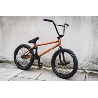 Bmx STRESS custom Crew VS Federal
