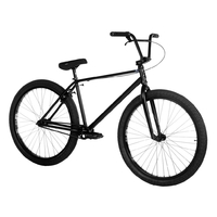 "Vélo SUBROSA Malum DTT 26"" black 2019"