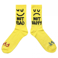 CHAUSSETTES CULT THIS NIGHT YELLOW