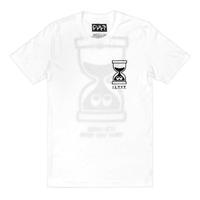 Tee shirt CULT Later Than U Think White